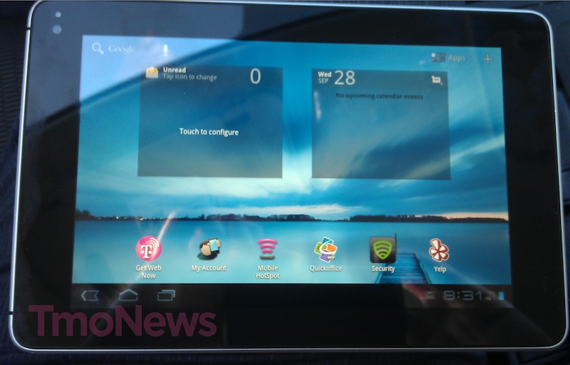 T-Mobile HUAWEI 7 inch 4G Honeycomb Tablet spotted; Pricing $199?