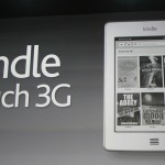 Amazon Kindle Touch and Touch 3G eReaders unveiled; Specs, Price and Release Date