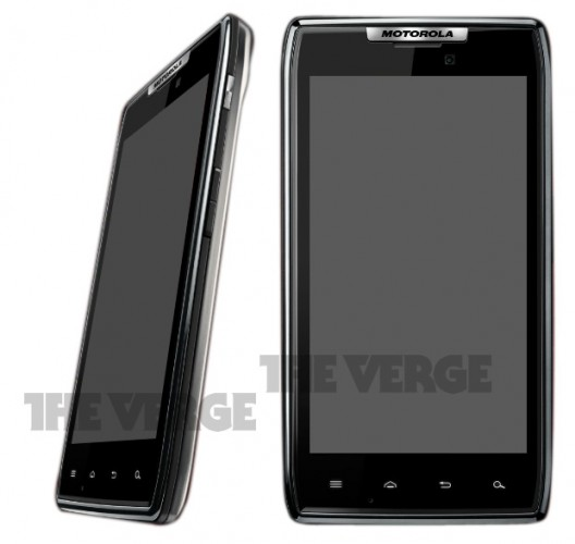 Motorola Droid HD aka Droid RAZR 4G LTE Images spotted again; Specs too
