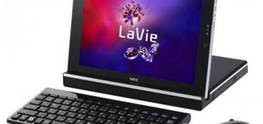 NEC to release LaVie Touch Windows 7 Tablet in Japan; Specs and Price revealed