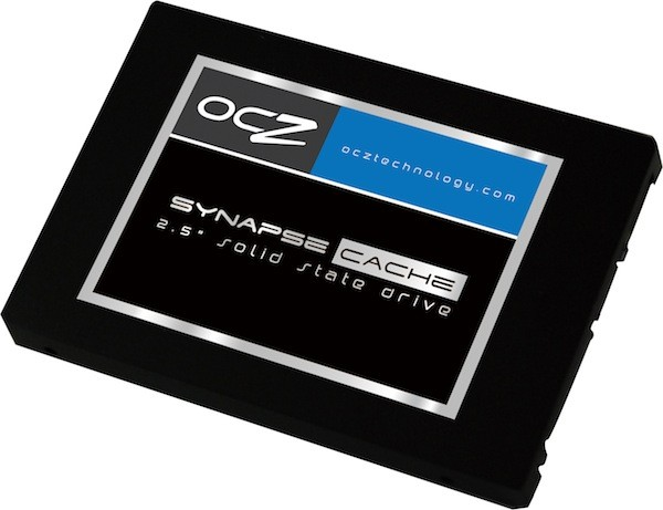 OCZ Synapse Cache Series SSD releases; Specs