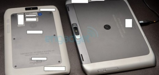 "Images of Motorola XOOM 2 8"" and 10"" Tablets spotted"