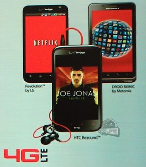 HTC Rezound appears in Verizon Ad; Release imminent?