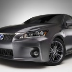 2012 Lexus CT 200h F Sport Hatchback Special Edition revealed with Price and other Details
