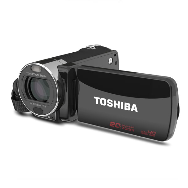 Toshiba releases Camileo X400, X200 Camcorders with new X416; Specs and Price