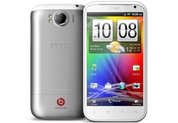 HCT Sensation XL Smartphone official with Specs; releasing in November