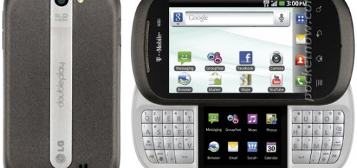T-Mobile LG Doubleplay Dual-Screen Android Smartphone Press Shots leaks; releasing soon?
