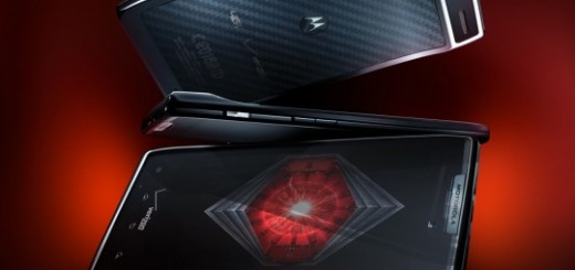 New Image of Motorola Droid RAZR aka Spider spotted ahead of Launch