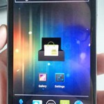 Samsung Nexus Prime and Ice Cream Sandwich live Shots spotted; Nexus Prime Event cancelled