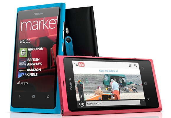 Nokia Lumia 800 and 710 Windows Phone Smartphones official; Specs, Price and Release Date