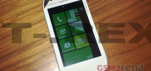 Image of Nokia Sabre Windows Phone Mango Smartphone surfaced with Price