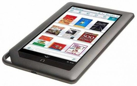 Barnes and Noble to launch Nook Color 2 on November 7th?