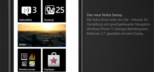 Image of Nokia Searay WP7 for T-Mobile Germany spotted