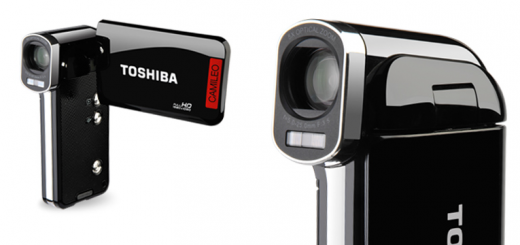 Toshiba releases CAMILEO P100 and P30 Full HD Camcorder; Specs and Price