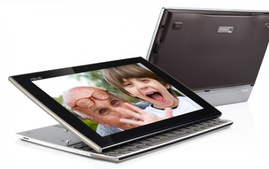ASUS Eee Pad Slider Release Date and Price for UK announced
