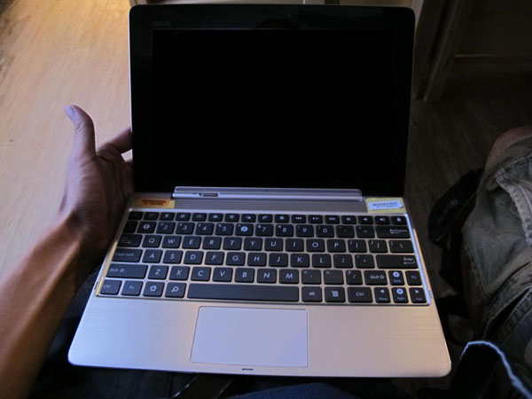 Images of ASUS Transformer Prime Tablet spotted