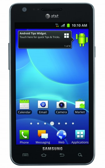 AT&T Samsung Galaxy S II on Sale for Price of $199.99