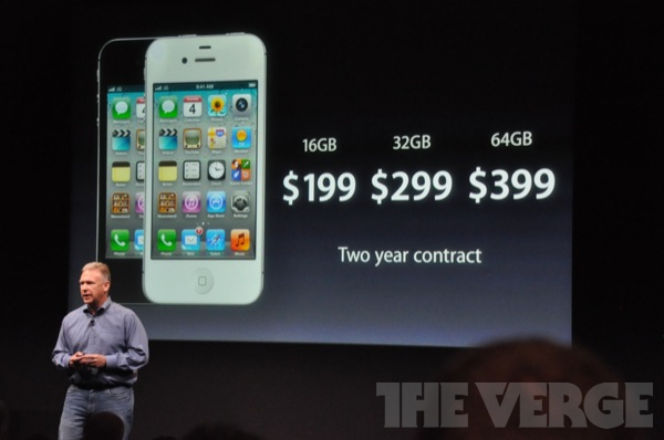 This Time ATT Verizon And Sprint Will All Be Selling The Apple IPhone 4S What Do You Think About New