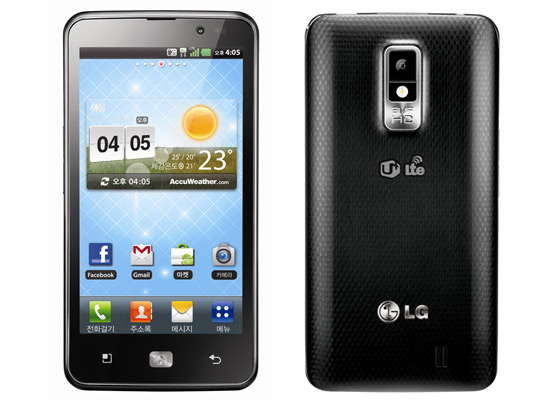 LG to release Optimus LTE HD Smartphone; Specs revealed
