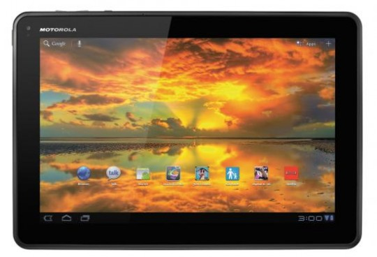 Motorola XOOM Family Edition Tablet announced; Specs, Price and Release Date