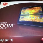 Image of Motorola XOOM Family Edition Tablet spotted