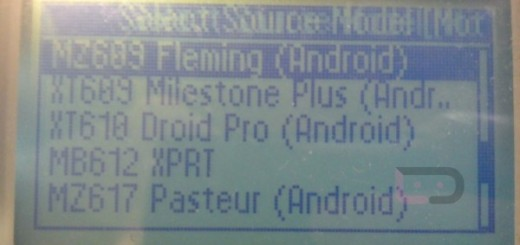 "XOOM 2 Tablets codenamed ""Pasteur"" And ""Fleming"" appears on Verizon Database"