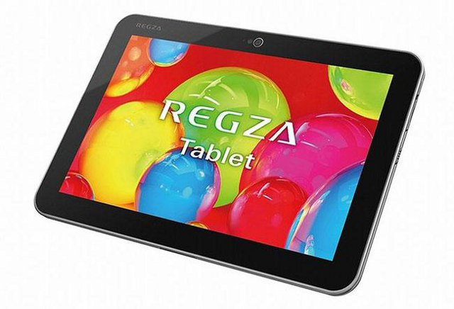 Toshiba Regza AT700 Honeycomb Tablet announced; Specs revealed