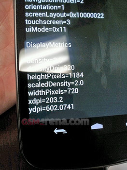 First Image of Samsung Nexus Prime spotted