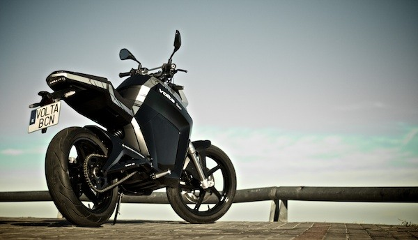 Volta BCN Electric Motorcycle to be released in Q2 2012