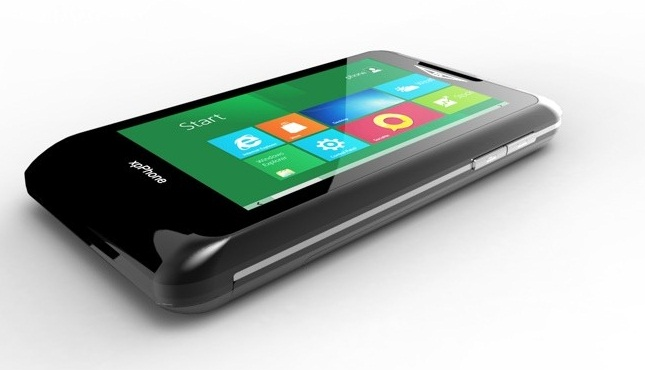 ITG xpPhone 2 with Windows 8 expected to be released in January