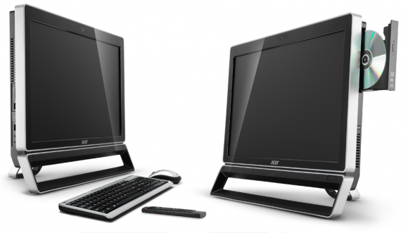 "Acer releases 21"" AZ3 and 23"" AZ5 All-in-One Desktops; Specs and Price"