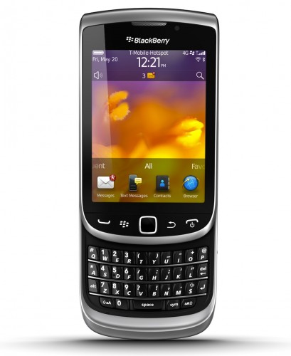 T-Mobile BlackBerry Torch 9810 Price and Release Date announced; available for Pre-order
