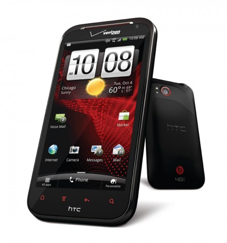 Verizon HTC Rezound 4G LTE Specs, Price and Release Date official