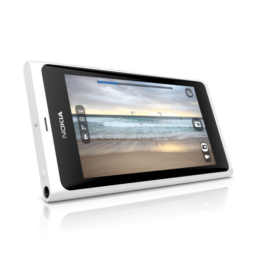 Nokia N9 White up for Pre-order in Finland; Pricing €699