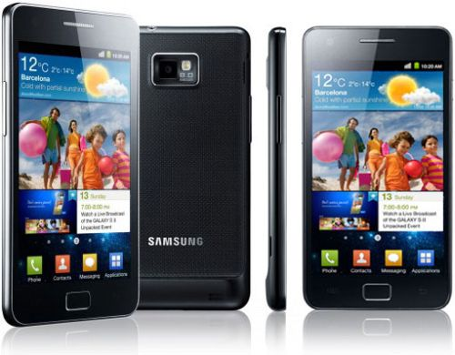 Samsung Galaxy S II hot Deals on Contract for UK consumers