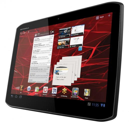 Motorola to release XOOM 2 and XOOM Media Edition Tablets in UK first; Specs revealed