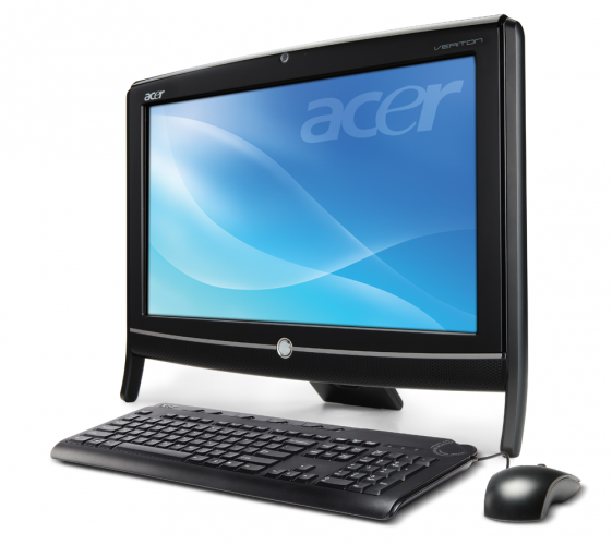 "Acer releases 20"" Veriton Z2620G and Z2610G All-in-On Business Desktops; Specs and Price"