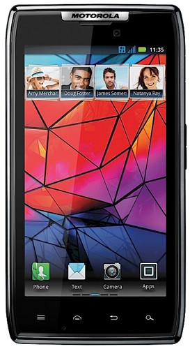 droid razr Verizon Motorola Droid RAZR on Sale for $299.99; Amazon offers for just $111.11