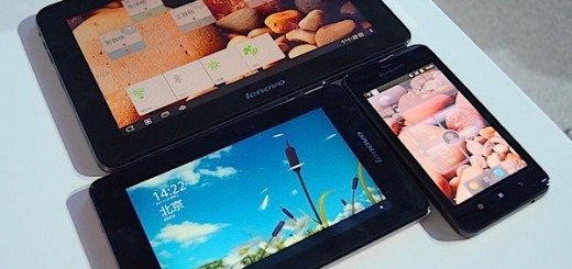 Lenovo to release LePad S2007 and S2010 Honeycomb Tablets; Specs revealed