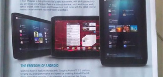 "Motorola 8.2"" XOOM 2 Tablet Price revealed; releasing by this Holiday"