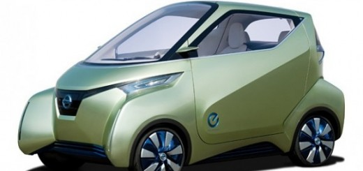 Nissan to debut PIVO 3 at Tokyo Motor Show; releases Video