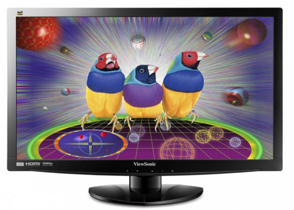 "ViewSonic releases 23"" V3D231 3D LCD Monitor; Specs and Price"
