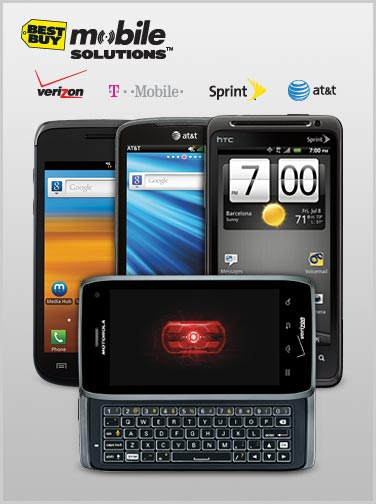 Motorola Droid 4 for Verizon appears on Best Buy's Reward Zone Website