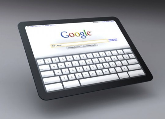 Google Nexus Table to be launched in 6 Months: Eric Schmidth
