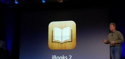 Apple reveals iBook 2 with Textbooks, an interactive Textbooks for Students
