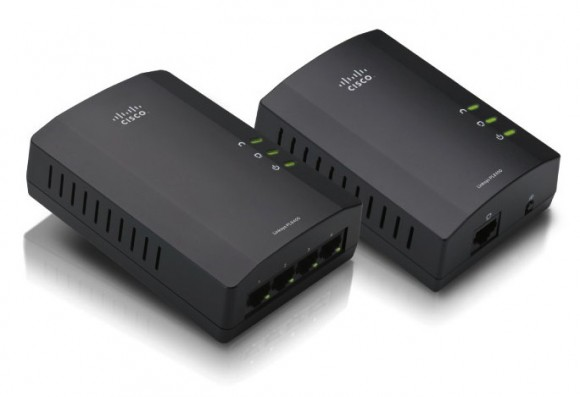 CISCO Linksys AV 1-Port and AV 4-Port Adapters debut; pricing $99.99 and $119.99