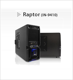MSI Raptor IN-9410 and Nighthawk IN-9390 Computer Cases released; pricing $59.99 and $79.99