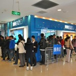 Meizu MX Android Smartphone goes on Sale in China; Well launching with long Queue