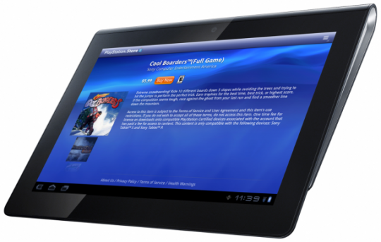 Sony Tablet S gets a Price Cut by $100