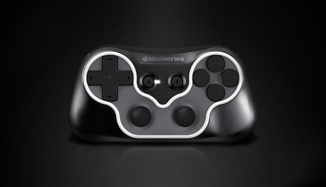 SteelSeries unveils lon Bluetooth Gaming Controller for Smartphones and Tablets